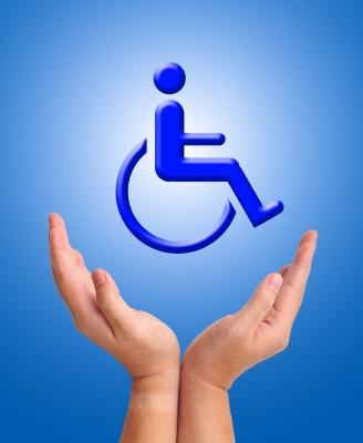 Disabled care - Image courtesy of Teerapun / FreeDigitalPhotos.net